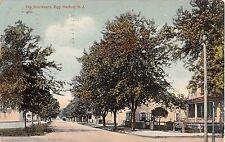 1910 Homes The Boulevard Egg Harbor NJ post card