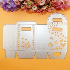 Metal Cutting Die Sweets Biscuits Cookies Wedding Gift Bag Die Cutter DC1338