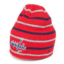 Washington Capitals NHL  AUTUMN-WINTER  HAT LICENSED, NEW!!!