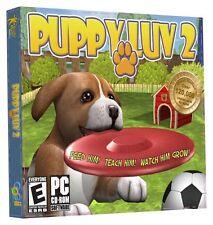 Puppy Luv 2 PC Games Windows 10 8 7 XP Computer puppy love 2 two dog pet sim