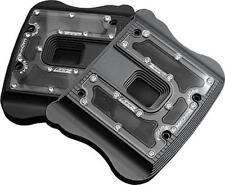 FIGURE MACHINE 340241-BD Vision Rocker Box Covers Black Denim 810-1005