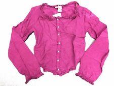 Girls' Cotton Ruffle T-Shirts, Top & Shirts (2-16 Years)