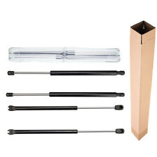 4 Tailgate+Rear Window Lift Supports Gas Struts for Nissan Pathfinder R51 05-13