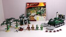 LEGO Indiana Jones Set Jungle Cutter 7626 Complete with 4 Minifigs