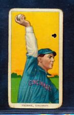 "1909-11 T206: Art Fromme ""Throwing, Cincinnati"" Piedmont 350 PR"