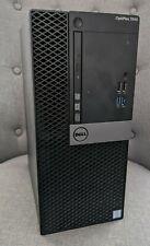 Optiplex 7040 Intel i7 - 6700 Samsung SSD 250GB 16GB DDR4 Windows 10 Pro