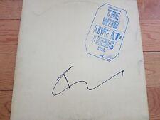 PETE TOWNSHEND SIGNED LP COA + PROOF! THE WHO AUTOGRAPH ALBUM