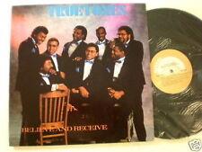 BLACK GOSPEL LP Truetones Miracle LP 5005