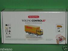 """Wiking Control 1:87 Art 077427 Koffer-LKW (MAN TGL) - """"DHL"""" Blitzversand per DHL"""