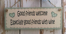 Welcome Custom Made Decorative Indoor Signs/Plaques