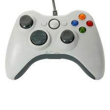 USB Wired Game Joypad Controller Like Xbox 360 for Microsoft PC White US Stock