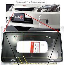 New Oem HONDA Jdm License Plate Protector CRX DC2 EP ACCORD OEM Genuine Part