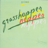 J J Cale - Grasshopper (NEW CD)