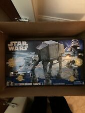 New Star Wars Imperial At-At All Terrain Armored Transport Vehicle