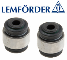Rear Lower Outer Control Arm Bushing in Knuckle 2pcs OEM BMW 1 2 3 4 X1 M3 M4