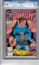 New Mutants #88 9.6 CGC W/P 2nd App...CABLE..App Freedom Force! Liefeld  C & A
