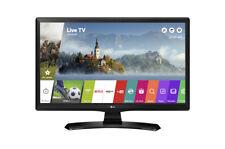 """LG 28MT49S-PZ 28"""" DVB-T2/S2/C Tuner 12V TV SmartTV Web Os 3.5 USB Netflix Amazon"""