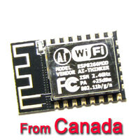 ESP8266 12F WIFI AP STA Transceiver Wireless IoT Module C/C++/Arduino 4MB+80KB