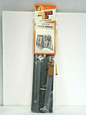"Plastruct Trackside Series Ho U/A ""Truss Bridge"" Plastic Model Kit #1002"