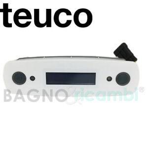 Repuesto Panel Controles Teuco Multilinguismo Blanco 81003139001