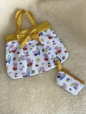 Handmade Girls Handbag Peppa Pig 🐷and Bucket Zip Purse