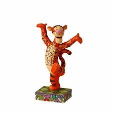 Disney Jim Shore 4016554 Tigger Personality Pose Figurine 4' New in Box Retired