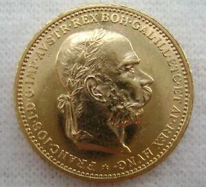 Franz Joseph I. 20 Kronen Gold 1902 TOP !!!