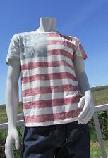 NEW MEDIUM Ralph Lauren flag t-shirt American Denim Supply red white blue mens