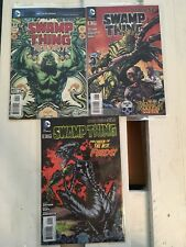 Swamp Thing DC Comics The New 52! – Heft 7-9 englisch