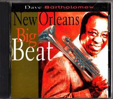 DAVE BARTHOLOMEW New Orleans Big Beat- 1998 Blues CD (Landslide LDCD-1022)