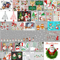 Christmas Pattern PVC Self-adhesive Wall Sticker Window Sticker Christmas Decor