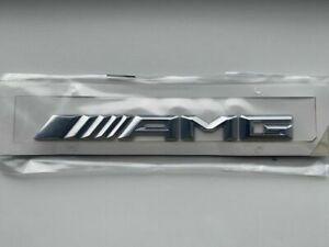 Fit Mercedes Benz AMG Rear Boot Badge Emblem C E A S Class SLK / A2228170415 OEM