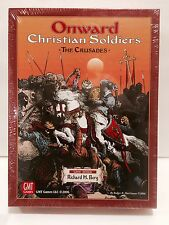 Onward Christian Soldiers - GMT Board Game - NEW - Still in Shrink Wrap