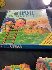Norfin Troll Treehouse Game Colorform W  Box