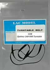Turntable Belt for Optimus LAB-1100 Fully automatic turntable