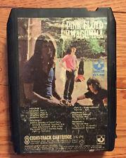 Pink Floyd - Ummagumma 8-Track Tape Cartridge  Harvest 8XT-388  Roger Waters