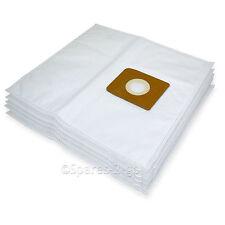 5 x Cloth Vacuum Bags For Nilfisk King Series Hoover Bag