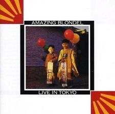 Amazing Blondel - Live In Tokyo [CD]