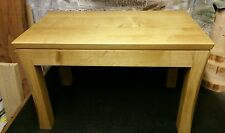Bespoke Handmade Solid Oak Coffee Table (80cm x 46cm x 50cm )