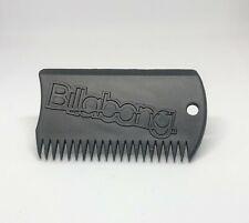 Billabong Surfboard Black Comb Wax Remover New