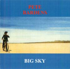 Pete Bardens – Big Sky CD