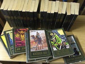 Karl May Büchersammlung 32 Bände