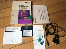 HP 82208A serial interface cable kit for HP 48S 48SX HP 95LX vintage calculator