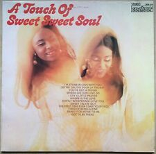 TOUCH OF SWEET SWEET SOUL 1ST PRESS 1973 UK CONTOUR VINYL LP 2870-319