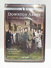 DOWNTON ABBEY - Season 2 [Orig 3-DVD Set] Brand New, Sealed + Free Shipping