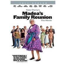 Madeas Family Reunion (DVD, 2006, Full Screen) Tyler perry