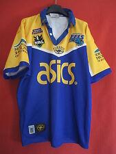Maillot Rugby australien Parramatta Australie Eels Asics Vintage Jersey - L