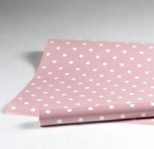 Klebefolie Dots Vintage rosa Möbelfolie Punkte selbstklebende Folie 45 x 200 cm