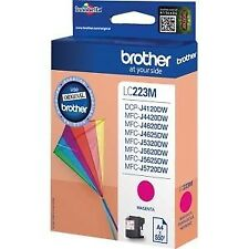 Ti000733 Ink Brother Lc-223m magenta