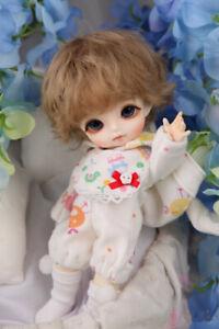 Muñeca rescast BJD DOLL Tiny Delf TYLTYL Ear 1/8 Girl SD BJD Doll Dollfie anime